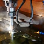 Электроэрозионная обработка на прошивных станках