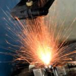Электроискровая обработка на вырезных станках