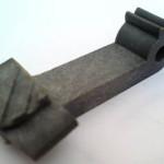Лапка, изготовленная на пластавтомате