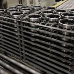 Термообработка металлов на поддонах