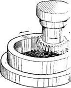 Изготовление шестеренок с внутренним венцом долбяком
