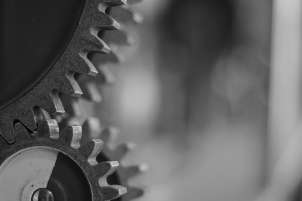 Прямозубые зубчатые колеса