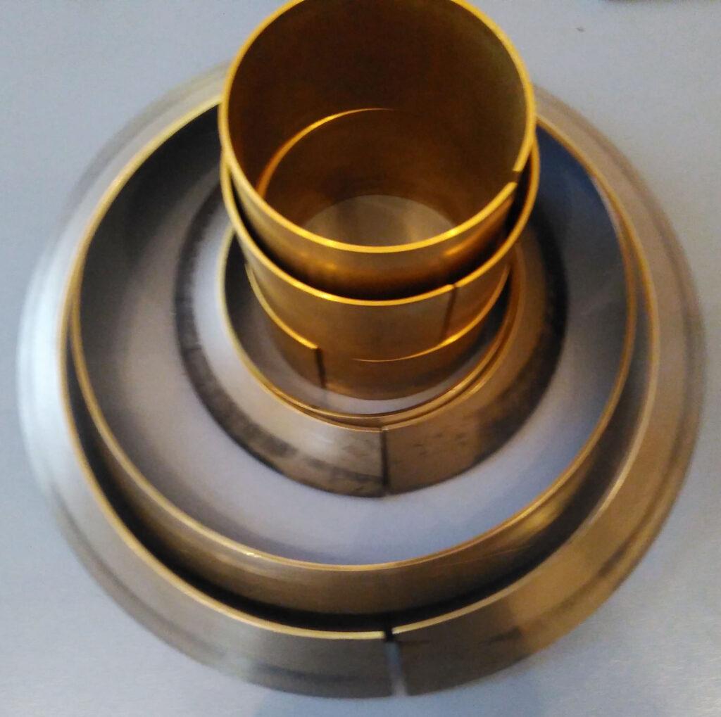 Вальцовка деталей цилиндрических и конических в СПб