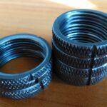Токарные работы: резьбовые кольца