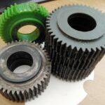 Изготовление пластиковых шестерен и зубчатых колес из металлов