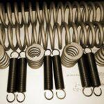 Изготовление пружин сжатия и растяжения