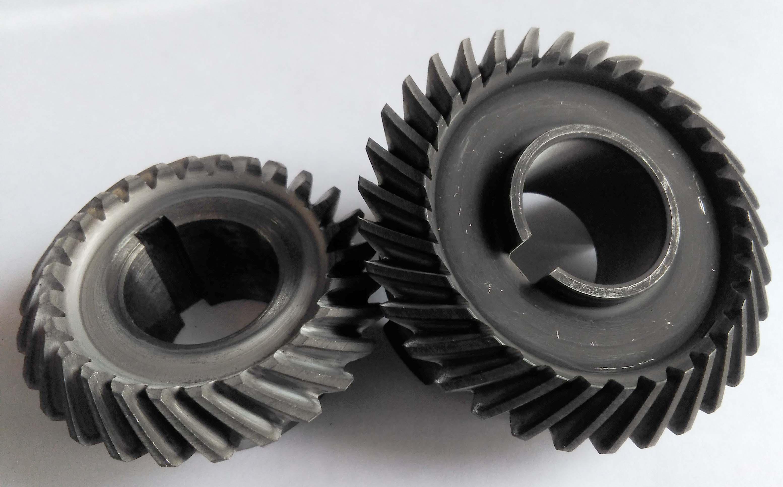 Изготовление зубчатых колес с круговым зубом