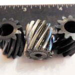 Изготовление косозубых шестерен по образцу в СПб